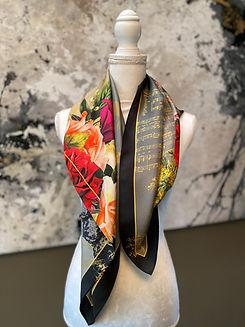 Bizet's Carmen scarf