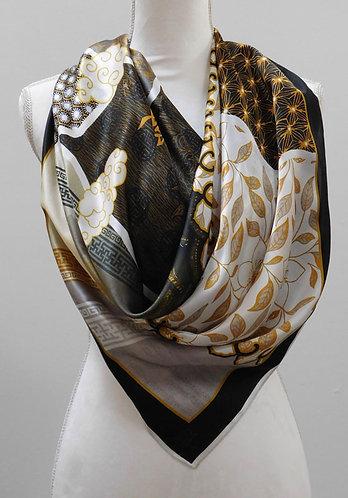Puccini Turandot Silk Scarf
