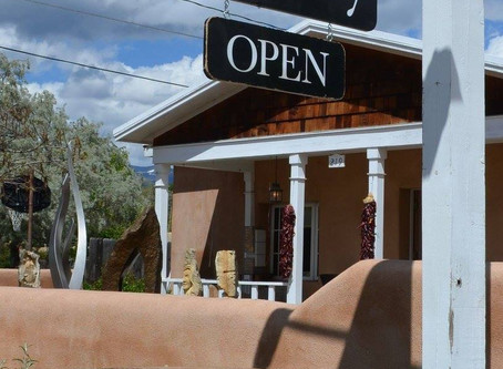 I am now represented in Santa Fe, NM along Canyon Road at InArt Gallery