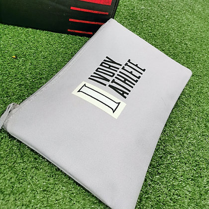 Ivory Athlete Kitbag Pouch