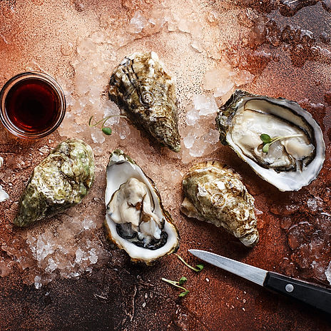 Opened%20oysters%20with%20crushed%20ice%