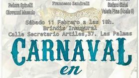 """Gran Canaria - """"Carnaval en Las Palmas"""" Los colores de la eterna primavera"""