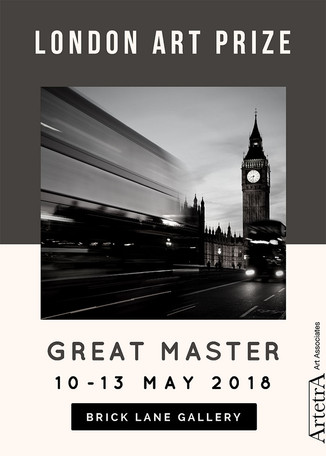 "London Art Prize ""Great Master"""