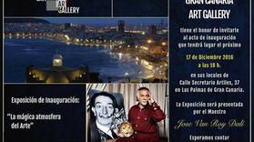Gran Canaria - La màgica Atmosfera del Arte