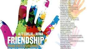 Roma - Ambasciata della Repubblica Araba d'Egitto presenta Friendship