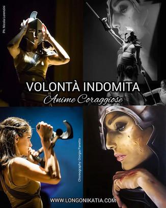 L'artista Katia Longoni e Diversamente in Danza al teatro di Bussolengo - Eventi a Verona