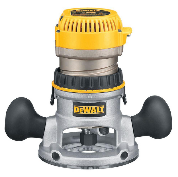 Dewalt Electronic Variable Speed Router.