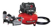 Porter-Cable Compressor Nailer Combo Kit