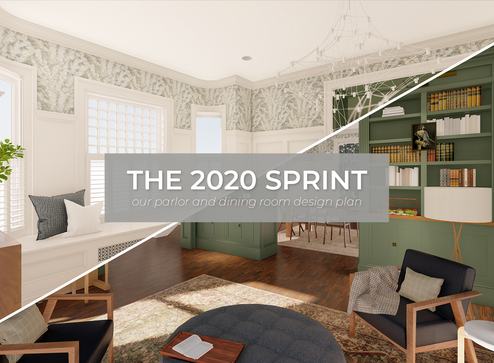 THE 2020 SPRINT : Parlor Edition