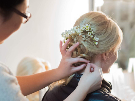 Tips till dig som skulle vilja boka en bröllopsstylist/Tips on booking a wedding stylist/在瑞典预订婚礼造型师