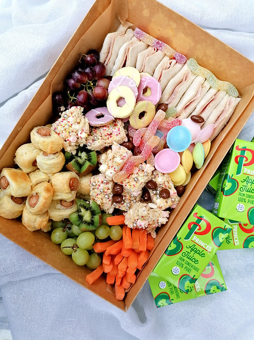 THE HAYMAS KIDS BOX (feeds up to 5)