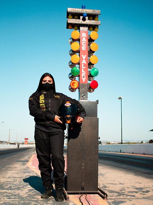 Macacão - Drag Racing (Jaqueta e calça)