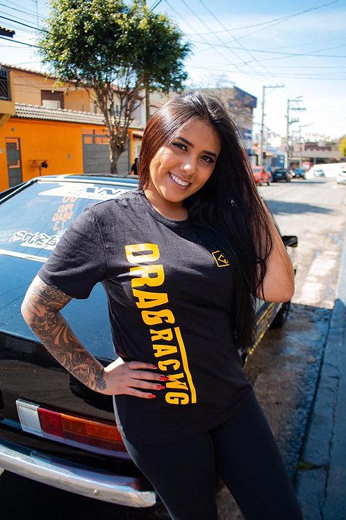 Camiseta - Drag Racing UNISSEX