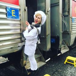 The Polar Express Train Ride