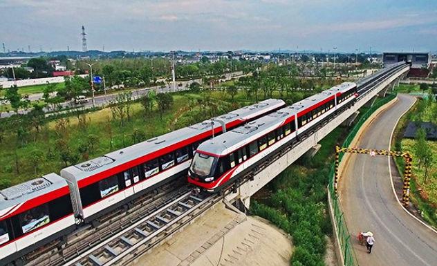 รถไฟจีนสร้างชาติ!!! รถไฟ Maglev รุ่นที่ 5 ทดสอบวิ่งเรียบร้อย