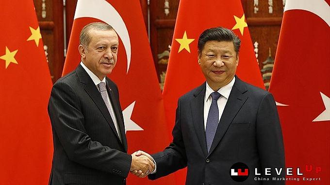 จีน-ตุรกี เมื่อสีจิ้นผิงพบปะเออร์โดกันในงานประชุม BRICS