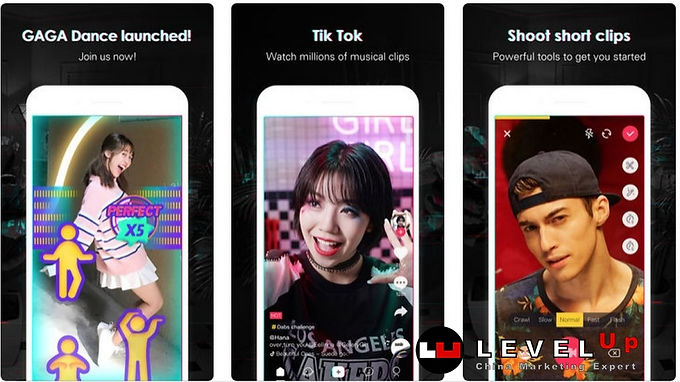 Douyin มาแรงสำหรับ App Music Video กับคนจีน Gen Z