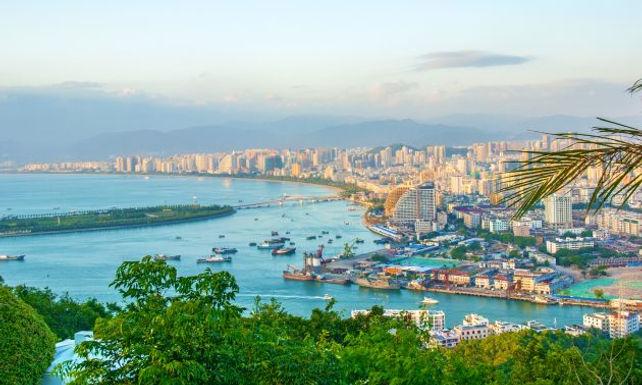 คนจีนแห่เที่ยวหมู่เกาะซานซาในไหหลำ งามไม่แพ้มัลดีฟส์
