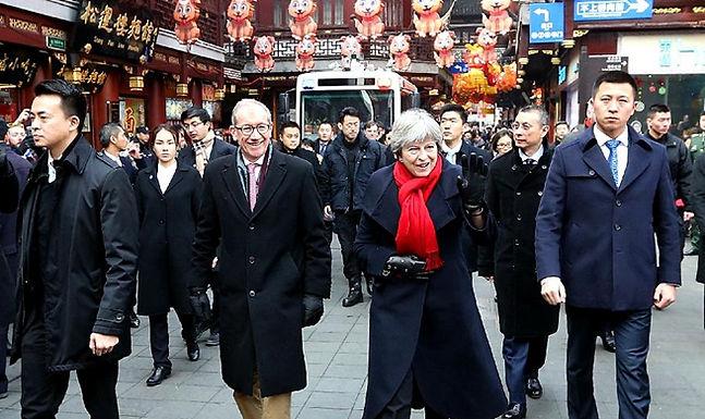 แบรนด์ดังจีนด้านเทคโนโลยี เตรียมบุกตลาดอังกฤษ