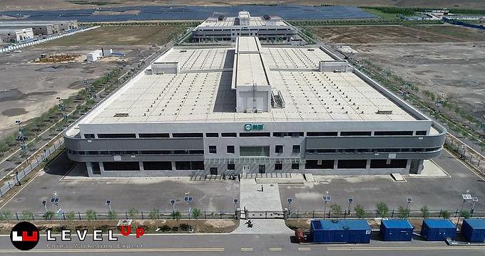 พลิกทะเลทรายเป็นศูนย์ Cloud Computing ของเมือง Zhongwei