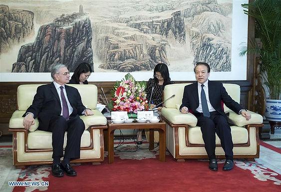 Xinhua-UNOSSC ขยายความร่วมมือช่วยประเทศกำลังพัฒนา