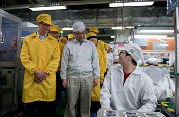 มณฑลเหอหนาน ศูนย์การผลิต iPhone ใหญ่ที่สุดในจีนและของโลก