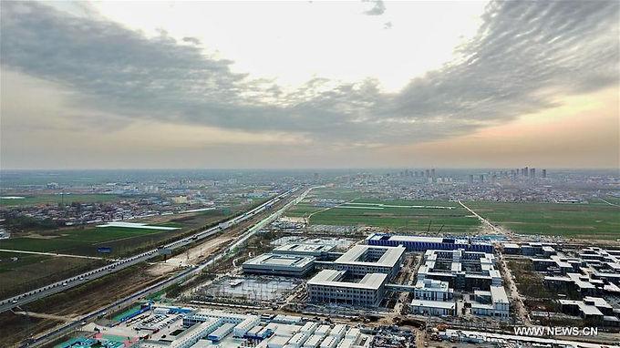 จับตาเมืองใหม่สีเขียวแห่งอนาคตของจีน Xiongan