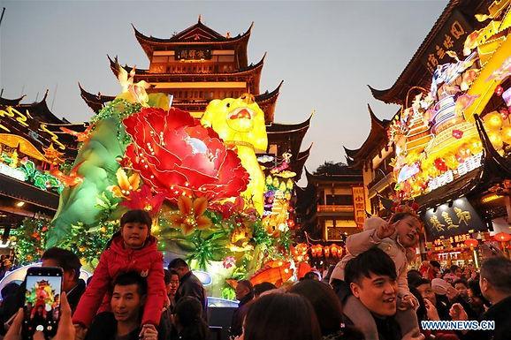 บทสรุปของการท่องเที่ยวจีนในช่วงเทศกาลตรุษจีน ปี 2017