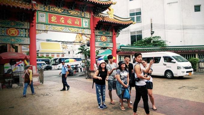 ท่องเที่ยวไทยร่วมมือ Alibaba เพิ่มจำนวนนักท่องเที่ยวจีนในปี 2018