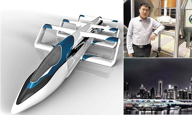 เมื่อจีน-ญี่ปุ่นร่วมพัฒนารถไฟฟ้าพลังธรรมชาติ