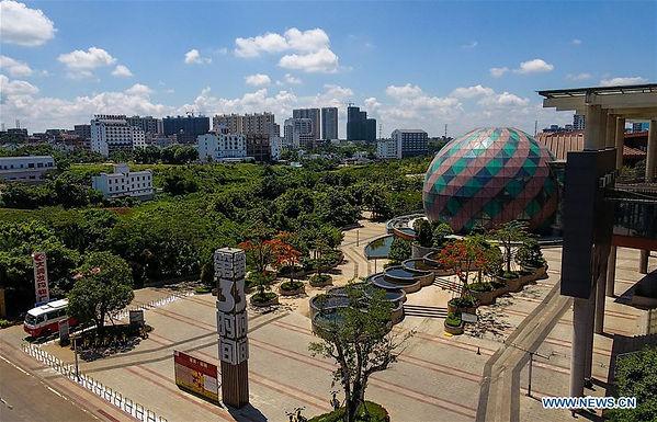 มาชม Hainan Resort Software Community อนาคตใหม่ของเกาะไหหลำ