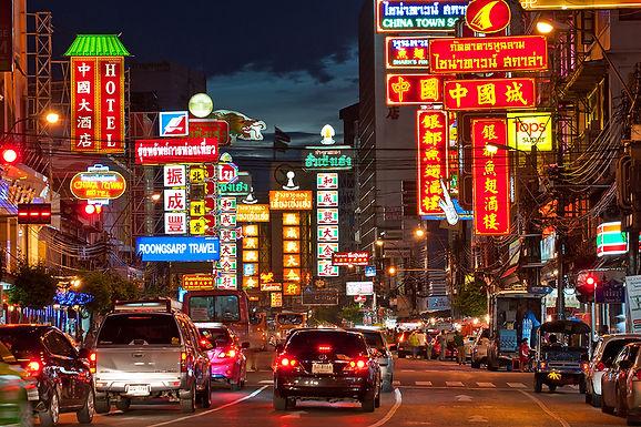 กรุงเทพฯติด Top 10 ของเมืองที่เชื่อมโยงกับจีนมากที่สุดในโลก
