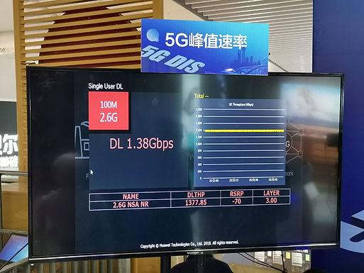 Huawei เปิดตัว 5G ครั้งแรกของโลก ในสถานีรถไฟเซี่ยงไฮ้