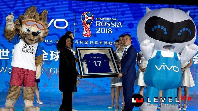 โลกเปลี่ยน เมื่อจีนเป็นสปอนเซอร์ใหญ่ของฟุตบอลโลก 2018