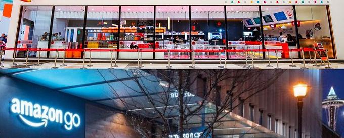 Tao Café ร้านค้าอัจฉริยะของ Alibaba ที่ต้องการสกัด Amazon