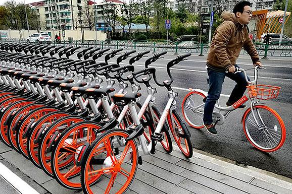 Meituan Dianping เข้าซื้อ Mobike ธุรกิจแชร์จักรยานเบอร์ 1 ของจีน
