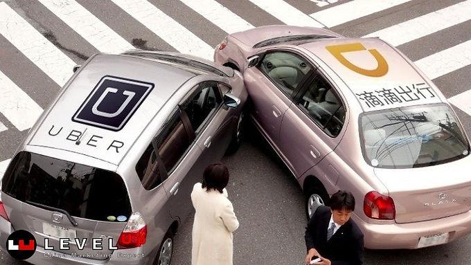 เมื่อ Uber กลายเป็นรถแท็กซี่เถื่อนในฮ่องกง