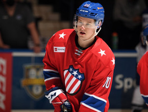 Amerks Defeated in OT by Crunch