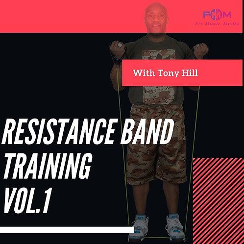 Resistance Band Training Vol.1