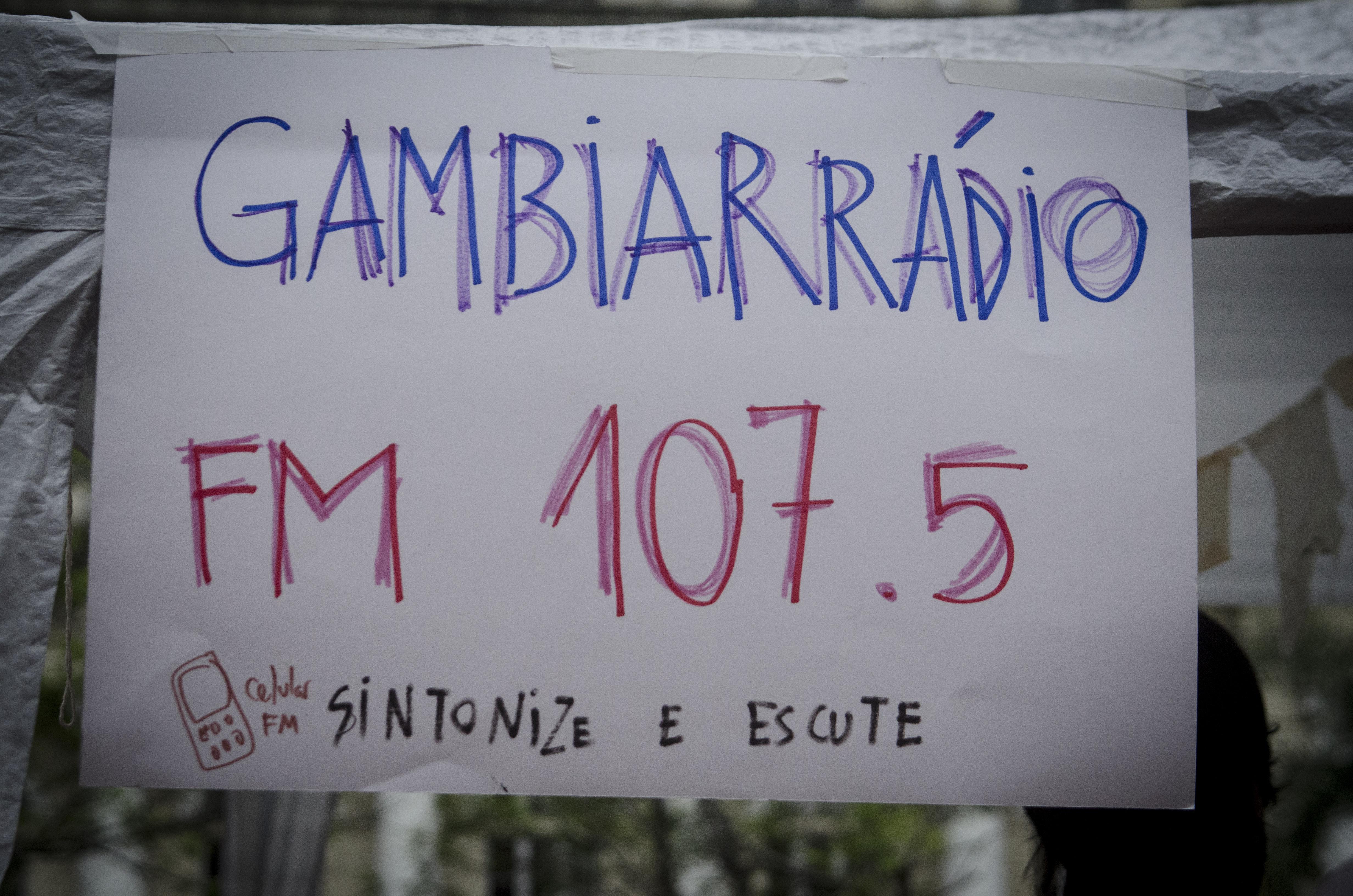 GAMBIARRÁDIO
