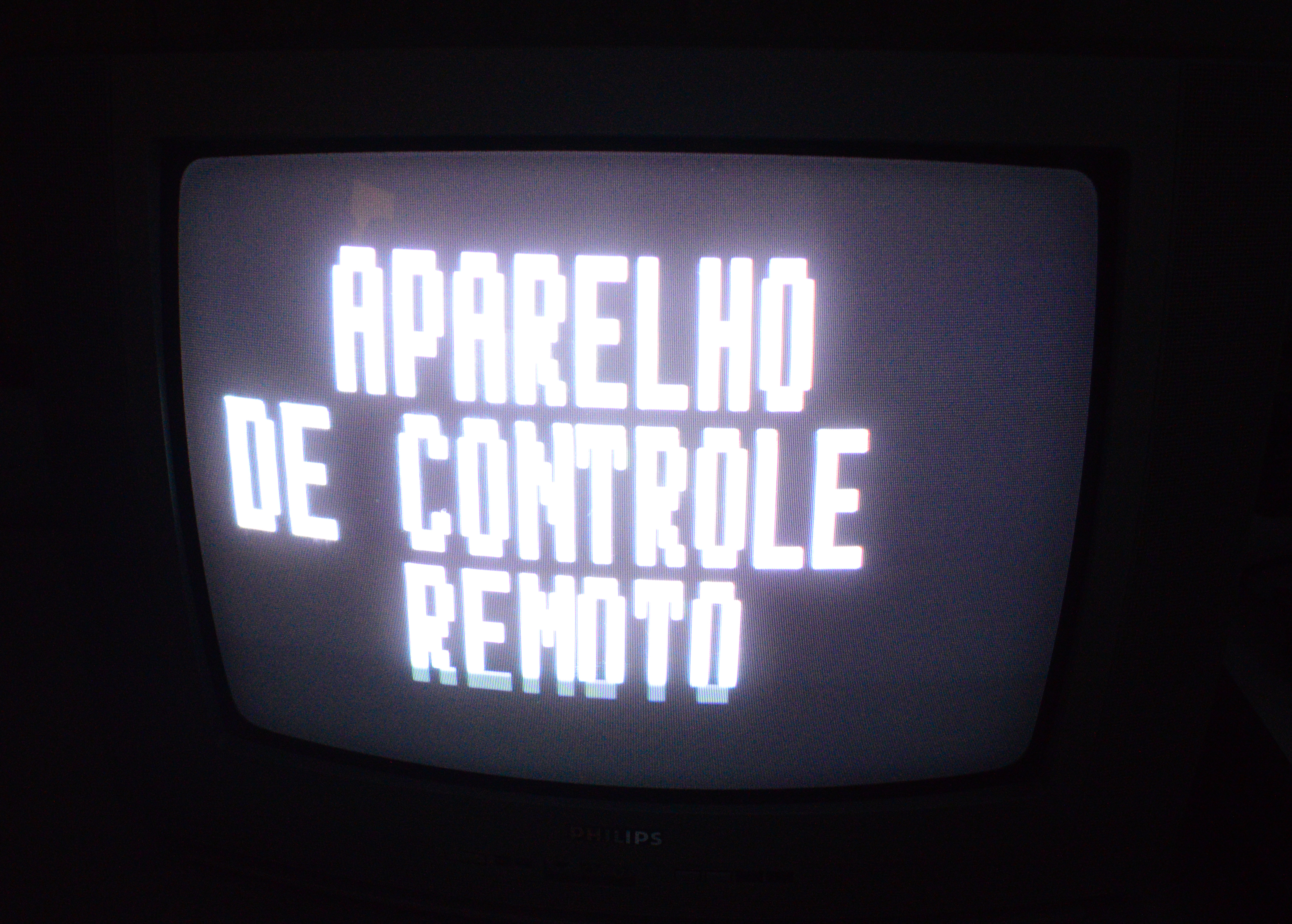 A REVOLUÇÃO SERÁ TELEVISIONADA