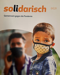 solidarisch - Gemeinsam gegen die Pandemie