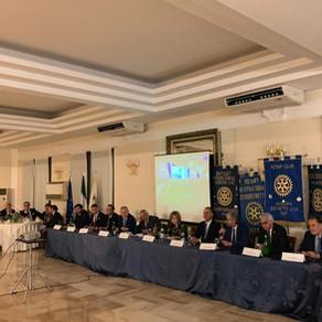 Interclub - Resoconto dal Consiglio di Legislazione dal PDG Vito Casarano