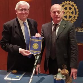 Paul Harris ed il mito della frontiera - 115° Rotary Day