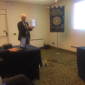 Caminetto Rotariano - Evento di Norimberga