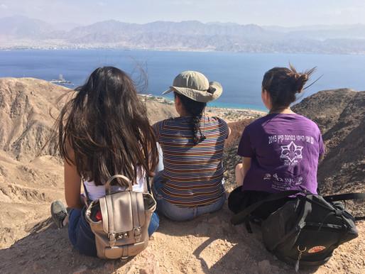 טיול באילת: הגרסה הקלילה למשפחות של מסלול הר צפחות
