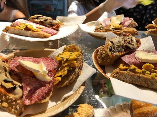 במיוחד לכבוד חנוכה! מיזם קולינרי דרומי בשם ׳על המפית׳ וגם המלצות לאיפה אוכלים בהר הנגב ובדרך לאילת!