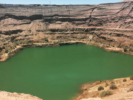 האגם הנעלם בתמנע- המקום הסודי של תושבי הערבה הדרומית