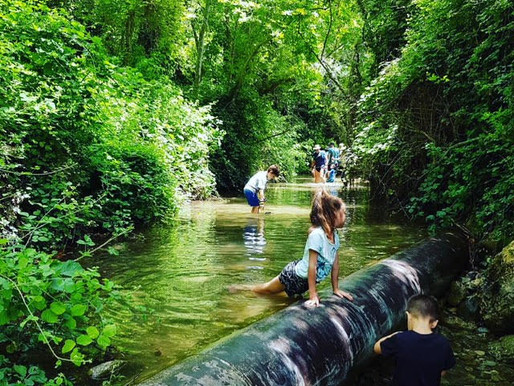 מסלולי מים המתאימים לכל עונות השנה!