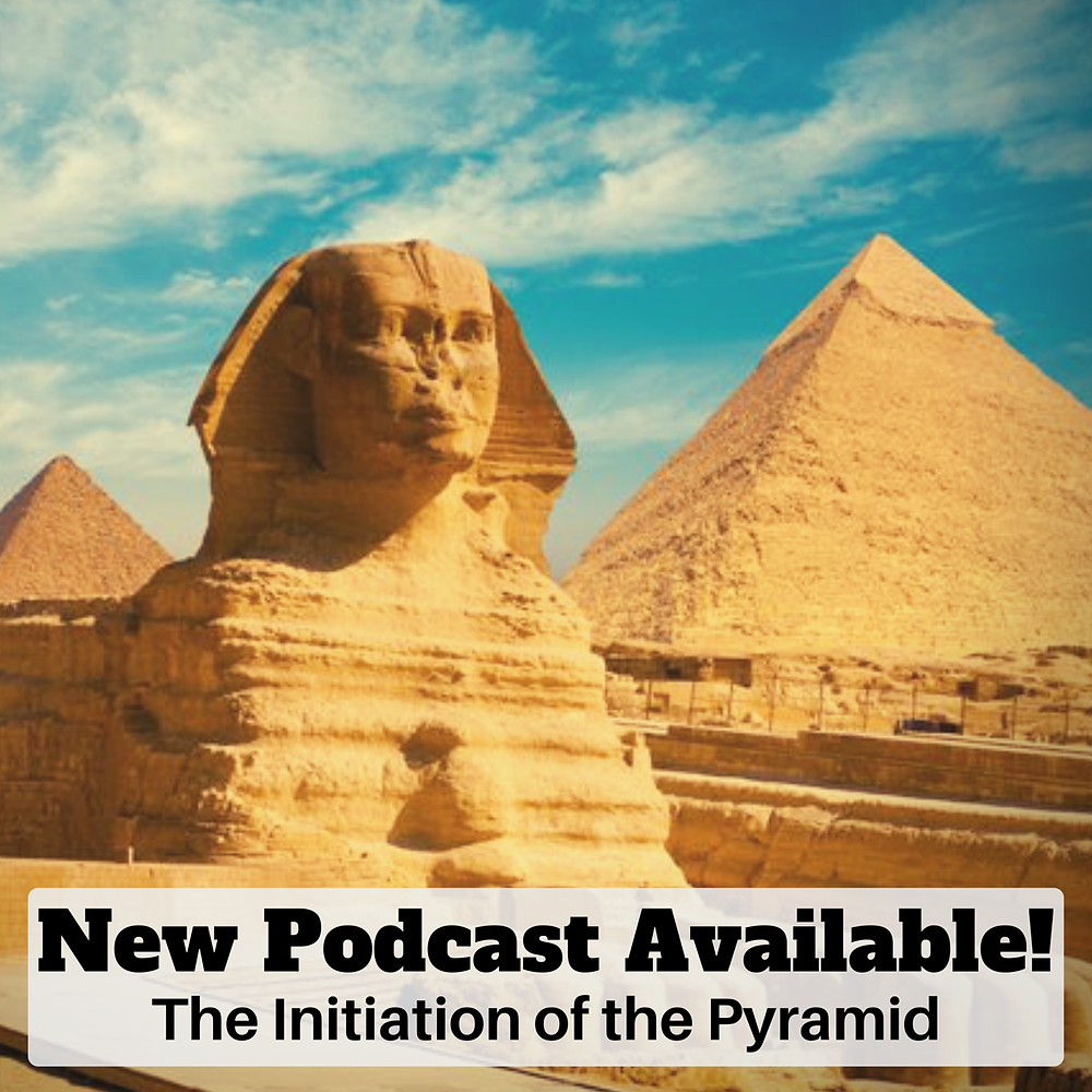 Great Pyramid and Sphinx
